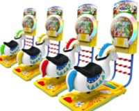 Go Go Pony kids ride from LG leisure