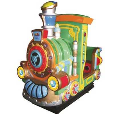 childrem's train ride from LG Leisure